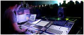 Concert Sound System Rental, Lighting & Production