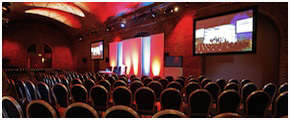 Corporate & Private Event Services, AV Equipment